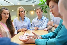Psychologie studieren in Göttingen, in kleinen Gruppen