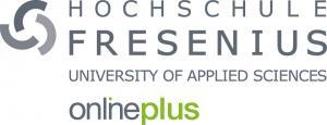 Logo Hochschule Fresenius onlineplus